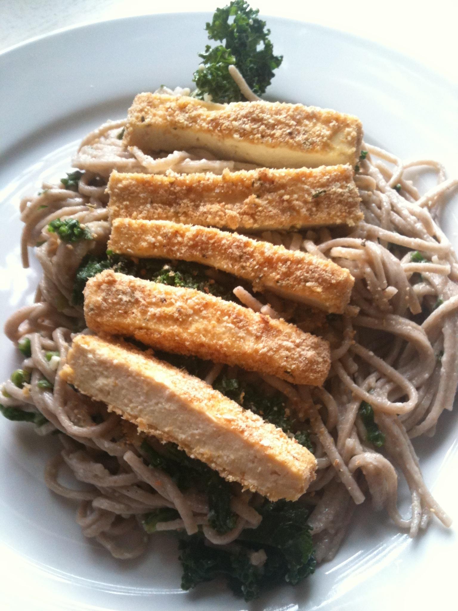 Garlic Soba Noodles | YOUR AVERAGE FOODIE